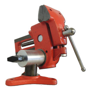 This is the ORIGINAL Versa-Vise originally manufactured by the Will-Burt Co. In Orrville, Ohio. We acquired the prints in 2006, the prints were purchased by the president of Jon-Mar Gear and Machine who was a employee of Will-Burt Co. for over 18 years. This vise is currently assembled in our facility in Canal Fulton, Ohio. In order to keep the vises quality and price at an optimum level, some pieces are machined in house at Jon-Mar Gear and Machine while other pieces are imported from all over the globe.
