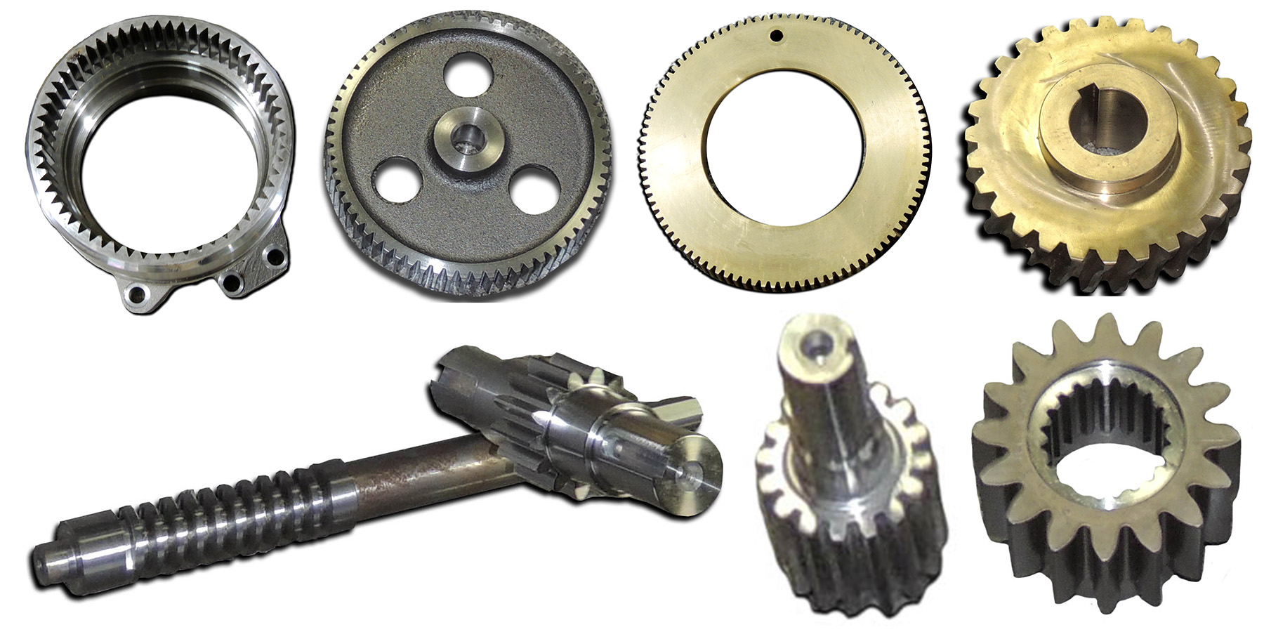 JonMar Gear and Machine uses their equipment and capabilities to machine and manufacture a wide assortment of parts and products.